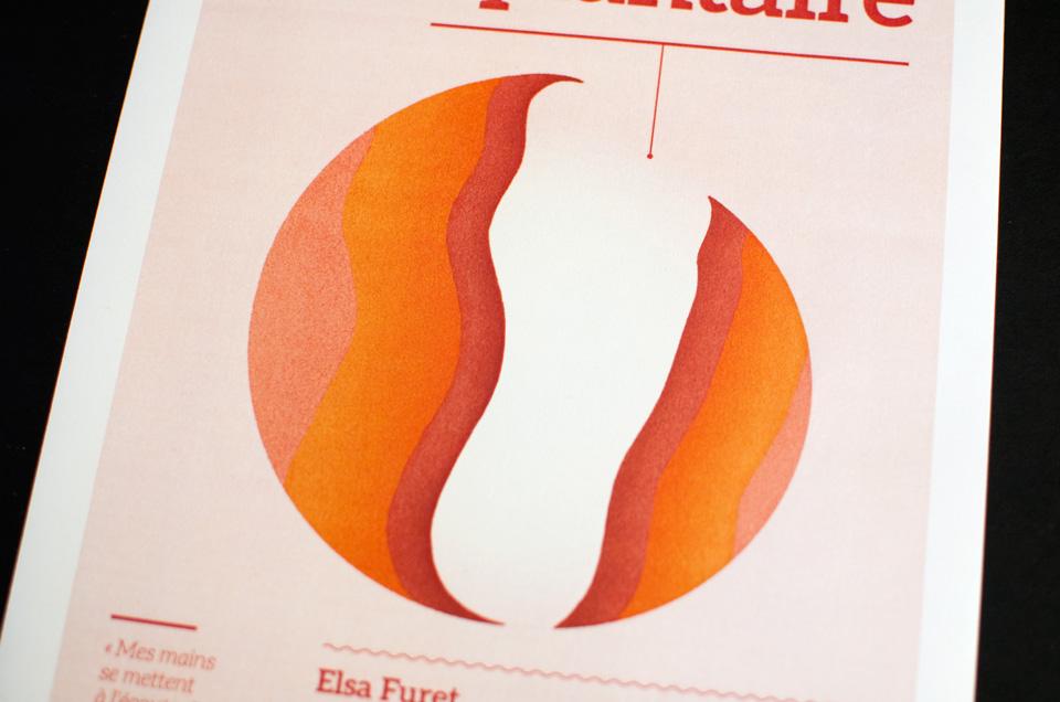 Elsa Furet, réflexologue plantaire, identité graphique
