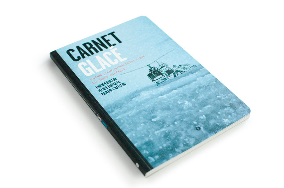 Carnet glacé